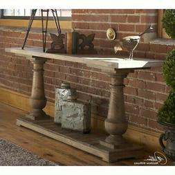 Uttermost 24250 Tables Furniture Console Tables tural Wood