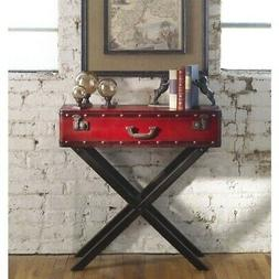 Uttermost 24379 Taggart - 32 Console Table, Red Finish