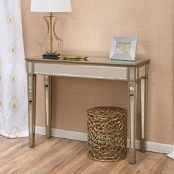 Christopher Knight Home 296717 Crawford Mdf Vintage Console