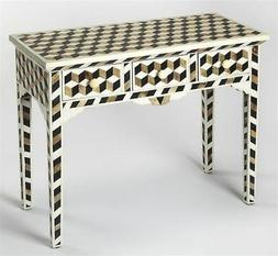 30 in. Console Table in Multi-Color
