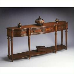 Butler 3028001 Console Table - Vintage Oak
