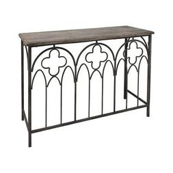 Sterling Industries 3138-260 Quercus Console Table Salvaged