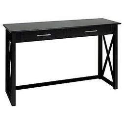 Casual Home 363-62 Bay View Console Table-Black NEW