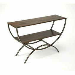 BUTLER 3780330 HARMONY INDUSTRIAL CONSOLE TABLE