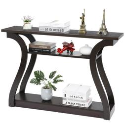 """47"""" Console Table Modern Accent Side Stand Sofa Entryway Hal"""