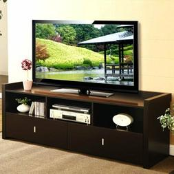 60 Inch TV Stand Media Entertainment Console Table Flat Scre