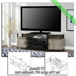 70 Inch TV Stand Media Console Table Carson Stands for Flat