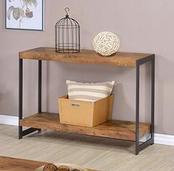 Coaster Home Furnishings 704029 Soft Table, NULL, Antique Nu