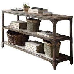 "Acme Furniture 72685 Gorden 60"" Server, Weathered Oak Antiqu"