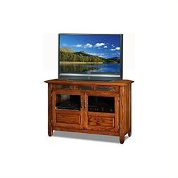 Leick 89046 Riley Holliday Rustic Oak 46-Inches TV Console
