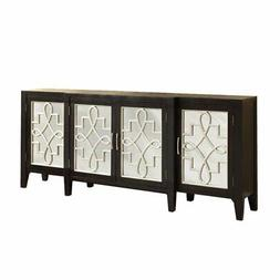 ACME Kacia Antique Black Console Table