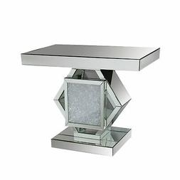 Acme Furniture 90234 Nowles Mirrored Console Table