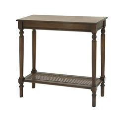 "Deco 79 96382 Wood Console Table, 31"" x 32"", Brown"