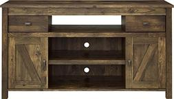 "Ameriwood Home Farmington TV Stand for TVs up to 60"" Wide, R"