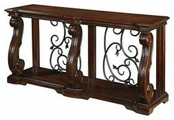 Ashley Furniture Signature Design - Alymere Sofa Table or En