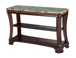 Ashley Furniture Signature Design - Ledelle Sofa Table - Vin