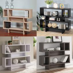 Clean Lines Display Sofa Console Hallway Entryway Cabinet St