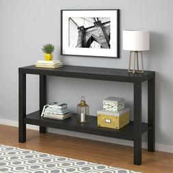 Console Table Tables Parsons Narrow Slim Entryway Sofa Stora