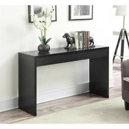 Convenience Concepts Northfield Hall Console Table, Black