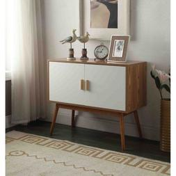 Convenience Concepts Oslo Storage Console Table