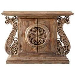 Cyan Design Dwyer Console Table, Limed Gracewood - 05289