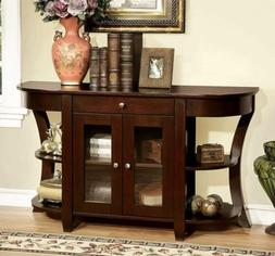 Furniture of America Cartwright Transitional Console Table,
