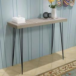 Hallway Console Table Side Table Telephone Lamp Sideboard St