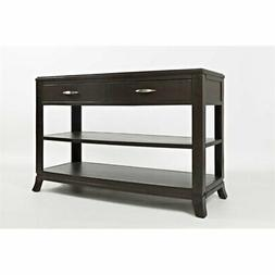 "Jofran: 1687-4, Downtown, Sofa/Media Table, 50""W X 19""D X 32"