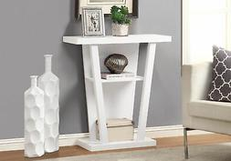 "Monarch Specialties I 2560 Hall Console Accent Table, 32"", W"
