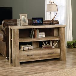 Rustic Console Sofa Table Log Cabin Style Home Decor Vintage