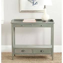 Safavieh American Homes Collection Peter French Grey Console