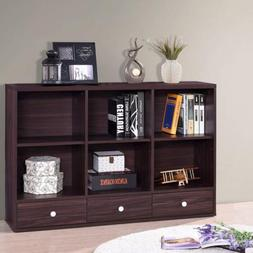 Sideboard Storage Console Table Living Room Console w/ Three