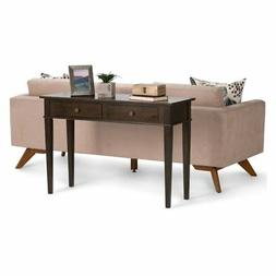 Simpli Home - Carlton Collection Console Sofa Table