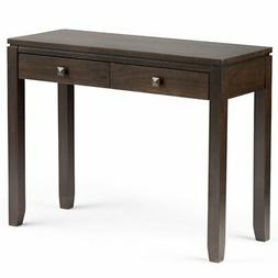 Simpli Home - Cosmopolitan Console Table