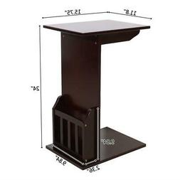 Sofa Table End Side Table Console Snack Coffee Tray PC Lapto