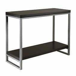 Winsome Trading Jared Console Table, Enamel Steel Tube 93441