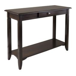 Winsome Wood Nolan Console Table with Drawer WIN-40640