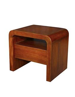 NES Furniture abc10069 Harry End Table Fine Handcrafted Soli