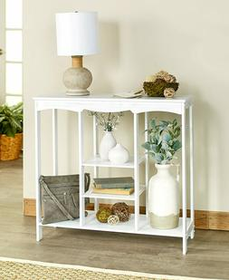 Accent Classic Sofa Console Table Wooden Entryway Living Roo