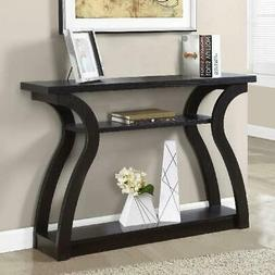 Farmhouse Console Table Narrow Accent Tables For Living Room