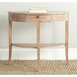 Safavieh American Homes Collection Alex Red Maple Console Ta