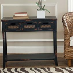 Safavieh American Homes Collection Autumn Distressed Black 3