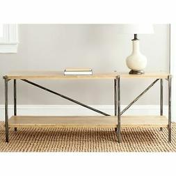 Safavieh American Homes Collection Theodore Natural Console