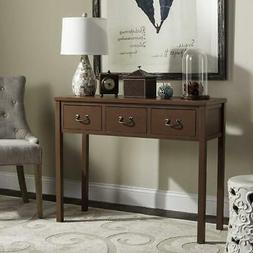 Safavieh American Homes Collection Cindy Terracotta Console