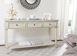 Safavieh American Homes Collection Manelin White Washed Cons
