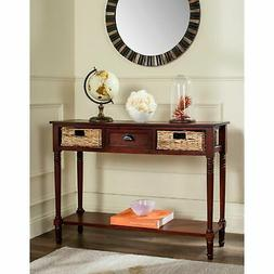 Safavieh American Homes Collection Christa Cherry Console Ta