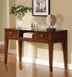 Furniture of America Bellevue 2-Drawer Console/Sofa Table, T