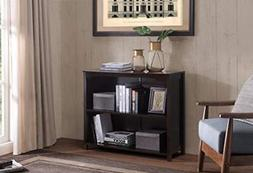 Winsome Wood Winsome Wood Round Side Table, Espresso WIN-923