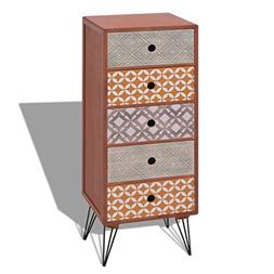 Brown Chest Drawers Cabinet Highboy Drawers Bedroom Dresser