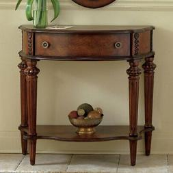 Butler Console Table 31H in. - Plantation Cherry